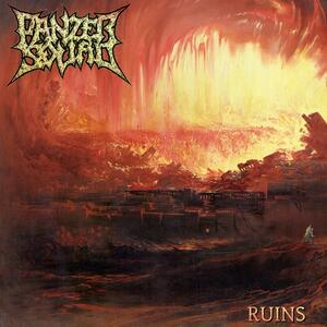 Ruins - Vinile LP di Panzer Squad
