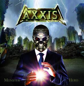 Monster Hero - Vinile LP di Axxis