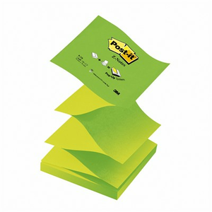 Cartoleria Blocchetto ricarica Post-it Z-Notes Post-it