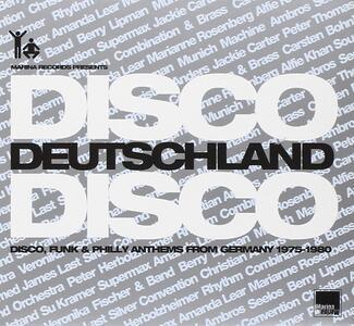 Disco Deutschland Disco - Vinile LP