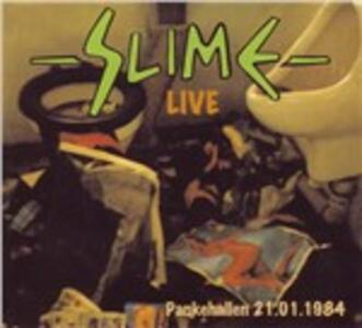 Live Pankehallen 21-01-1984 - Vinile LP di Slime