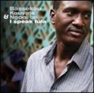 I Speak Fula - Vinile LP di Bassekou Kouyate