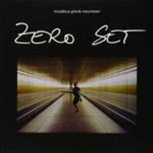 Zero Set - Vinile LP di Conny Plank,Dieter Moebius