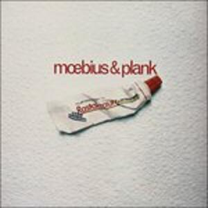 Rastakraut Pasta - Vinile LP di Moebius,Conny Plank