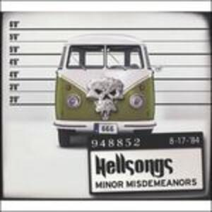 Minor Misdemeanors - Vinile LP di Hellsongs