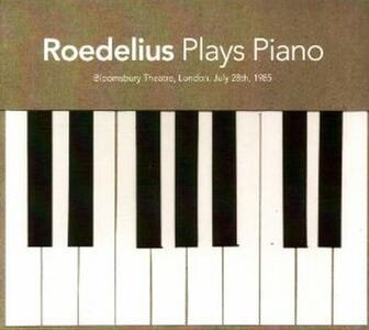 Plays Piano - Vinile LP di Roedelius