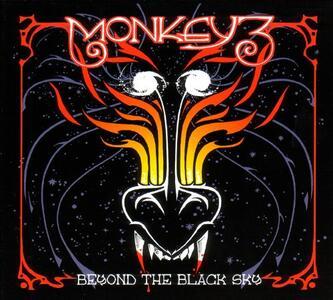Beyond the Black Sky - Vinile LP di Monkey 3