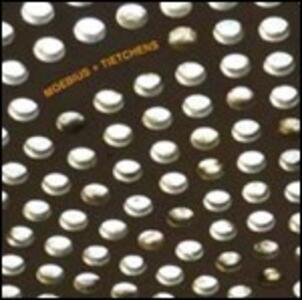 Moebius + Tietchens - Vinile LP + CD Audio di Dieter Moebius,Asmus Tietchens