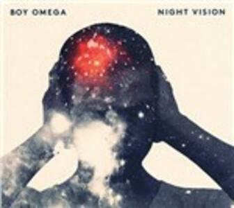 Night Vision - Vinile LP + CD Audio di Boy Omega