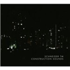 Construction Sounds - Vinile LP di Schneider TM