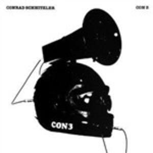 Con 3 - Vinile LP di Conrad Schnitzler