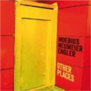 Other Places - Vinile LP di Mani Neumeier,Dieter Moebius,Jürgen Engler