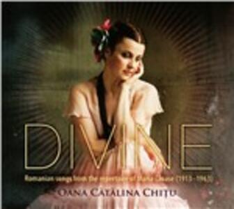Divine - Vinile LP di Oana Catalina Chitu