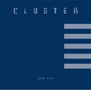 USA Live - Vinile LP di Cluster