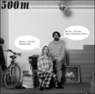 500 m - Vinile LP + CD Audio di Gut und Irmler