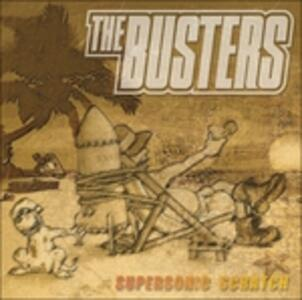 Supersonic Scratch - Vinile LP di Busters