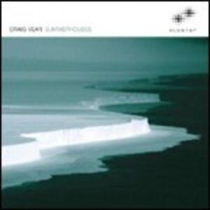 Foto Cover di Summerhouses, CD di Craig Vear, prodotto da Mille Plateaux