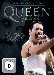 The Freddy Mercury Portrait. Queen. The Ultimate Story - DVD