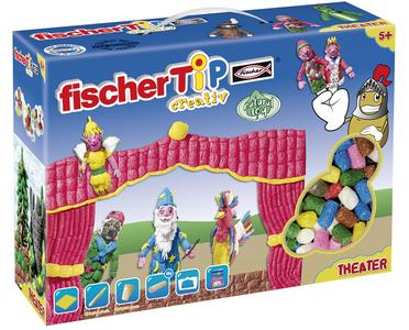 Giocattolo Fischer Tip Theater Box 1000 pezzi Fischertechnik 0