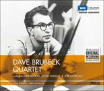CD Live in Essen Dave Brubeck