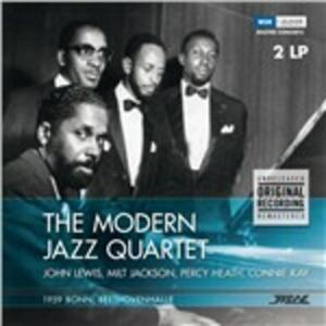 Live in Cologne 1959 - Vinile LP di Modern Jazz Quartet