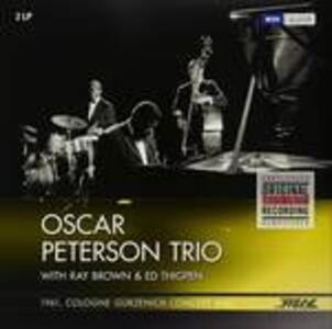 Live in Cologne 1961 - Vinile LP di Oscar Peterson
