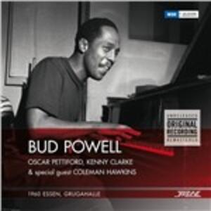 Live in Essen 1960 - Vinile LP di Bud Powell