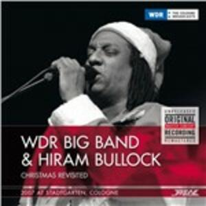 Christmas Revisited - Vinile LP di Hiram Bullock,WDR Big Band