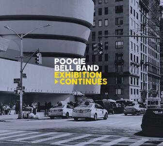 Exhibition Continues - Vinile LP di Poogie Bell
