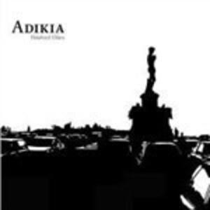 Adikia - Vinile LP di Ekkehard Ehlers