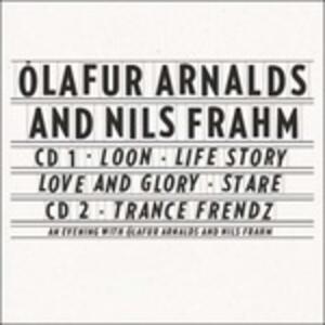 CD Collaborative Works Olafur Arnalds Nils Frahm