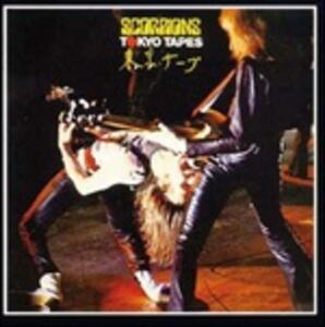 Tokyo Tapes (50th Anniversary Deluxe Edition) - Vinile LP + CD Audio di Scorpions