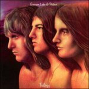 Trilogy - Vinile LP di Keith Emerson,Carl Palmer,Greg Lake