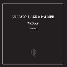 Works vol.1 - CD Audio di Keith Emerson,Carl Palmer,Greg Lake