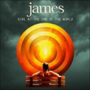 Girl at the End of the World - Vinile LP di James