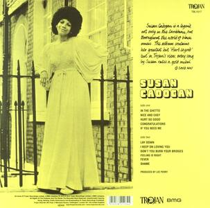 Hurt so Good - Vinile LP di Susan Cadogan - 2