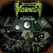 Killing Technology - CD Audio + DVD di Voivod