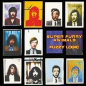 Fuzzy Logic - Vinile LP di Super Furry Animals