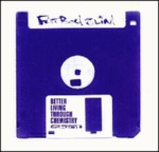 CD Better Living Through Chemistry (20th Anniversary) Fatboy Slim