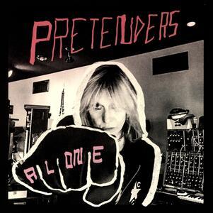 Alone - Vinile LP di Pretenders