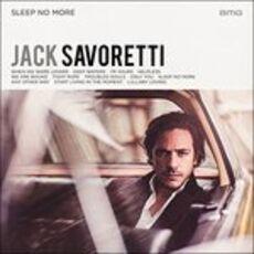 CD Sleep No More Jack Savoretti