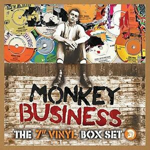 Monkey Business. The 7 Vinyl Box Set - Vinile 7''