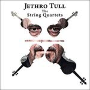 CD Jethro Tull. The String Quartets di Jethro Tull