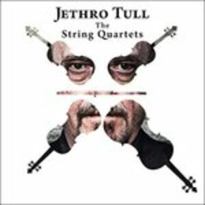 Jethro Tull. The String Quartets - Vinile LP di Jethro Tull