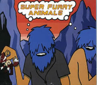 The International Language of Screaming - Vinile LP di Super Furry Animals