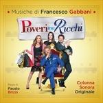 Cover CD Colonna sonora Poveri ma ricchi