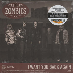 Zombies - I Want You Back Again - Vinile LP