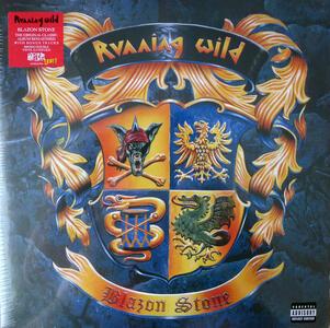 Blazon Stone - Vinile LP di Running Wild