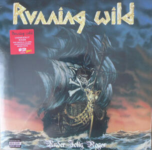Under Jolly Roger - Vinile LP di Running Wild