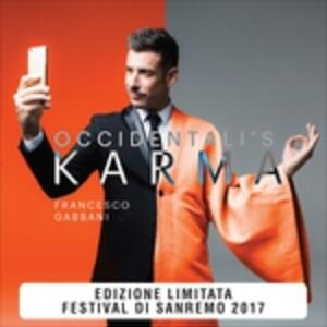 Occidentali's Karma - Vinile 7'' di Francesco Gabbani